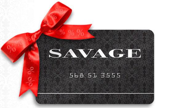 14-18 февраля скидка 14% в Savage!